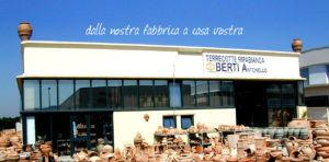 fabbrica - Terrecotte Ripabianca - Deruta