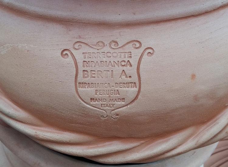 logo - Terrecotte Ripabianca - Deruta