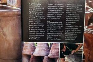 Gardenia rivista - Terrecotte Ripabianca - Deruta