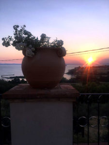 vaso esterno - Terrecotte Ripabianca - Deruta